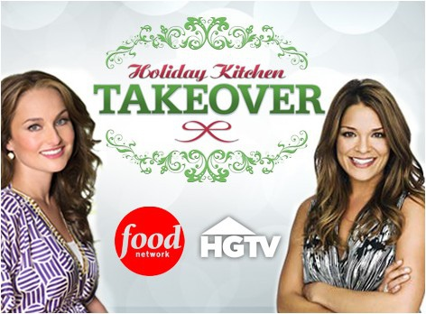 影集欣賞 - Holiday takeover with Giada and Sabrina