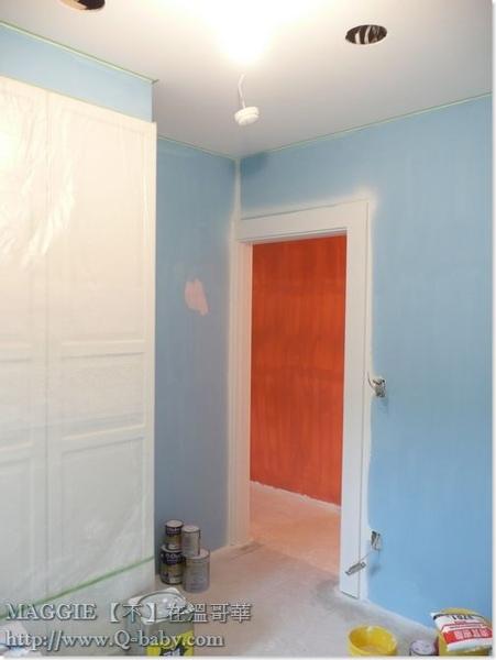 進入油漆階段 06