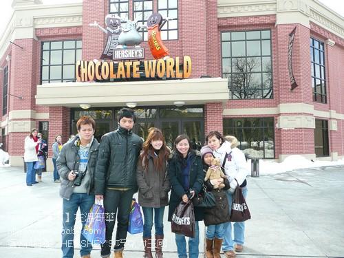 賓州4日遊 - HERSHEY'S 巧克力王國 13.jpg
