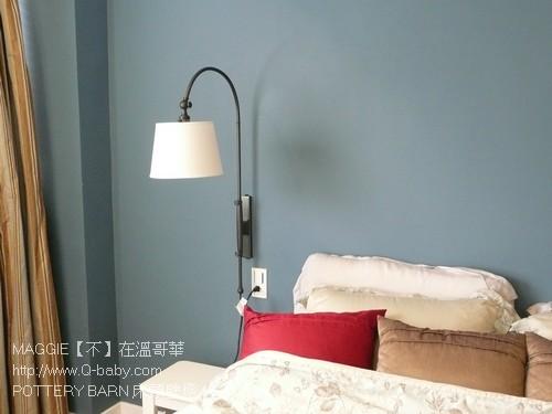 POTTERY BARN 床頭壁燈 01.jpg