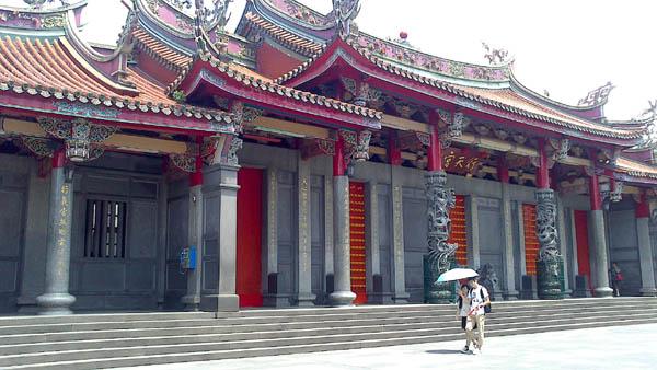 [泰國曼谷自由行] 台北親自辦理泰國觀光簽證+行天宮拜拜~捷運行天宮站