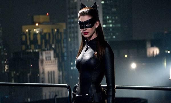 安海瑟薇(Anne Hathaway) 性感貓女照3