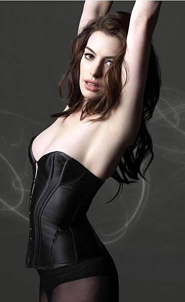 安海瑟薇(Anne Hathaway) 性感貓女照