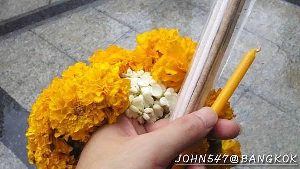 谷四面佛] 拜愛樂威四面佛,如何祈願與還願~Erawan Shrine2