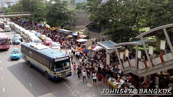 恰圖恰(札都甲)週末市集Chatuchak weekend market1