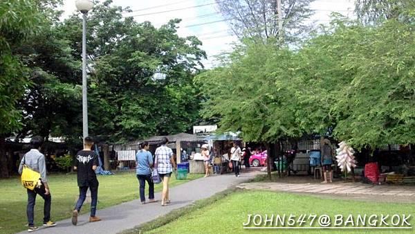 恰圖恰(札都甲)週末市集Chatuchak weekend market2