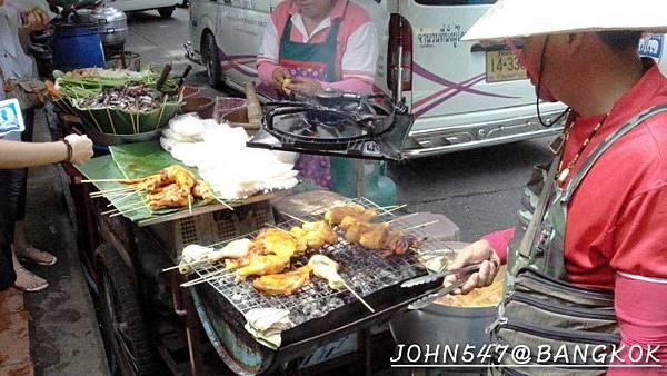 恰圖恰(札都甲)週末市集Chatuchak weekend market6