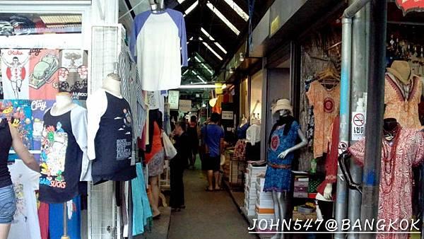 恰圖恰(札都甲)週末市集Chatuchak weekend market10