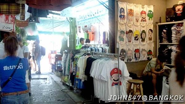恰圖恰(札都甲)週末市集Chatuchak weekend market14