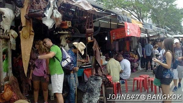 恰圖恰(札都甲)週末市集Chatuchak weekend market15