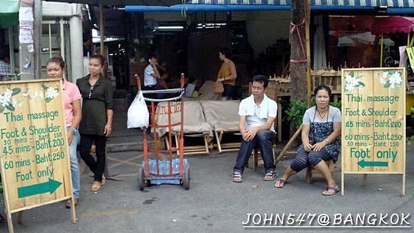 恰圖恰(札都甲)週末市集Chatuchak weekend market920