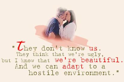 馬克Mark Sloan與蕾西Lexie Grey的愛情終點5