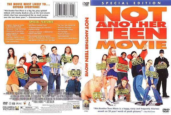 惡搞電影窈窕美眉的『非常男女 Not Another Teen Movie』4