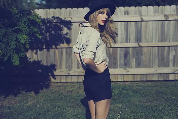 國民小公主Taylor Swift泰勒絲 2012最新最紅的專輯Red Taylor-Swift-Red