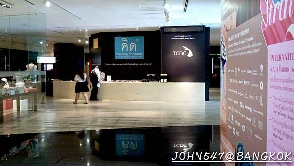 TCDC泰國創意設計中心+EMPORIUM百貨公司@Phrom Phong站4