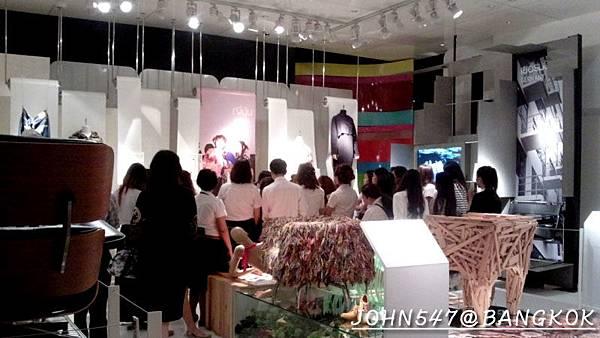 TCDC泰國創意設計中心+EMPORIUM百貨公司@Phrom Phong站11