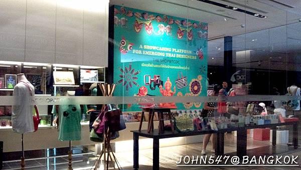 TCDC泰國創意設計中心+EMPORIUM百貨公司@Phrom Phong站21