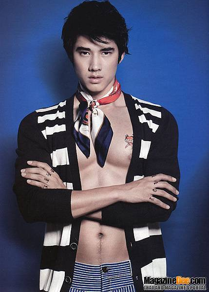 泰國男明星Mario Maurer馬里奧·毛瑞爾0