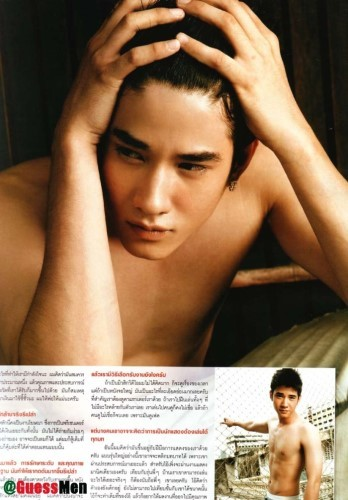 泰國男明星Mario Maurer馬里奧·毛瑞爾10