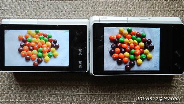 samsung三星MV900f vs MV800相機比較 開箱實測16