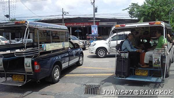 芭達雅玩水篇]曼谷搭巴士到Pattaya@EKKAMAI站-巴士東站10