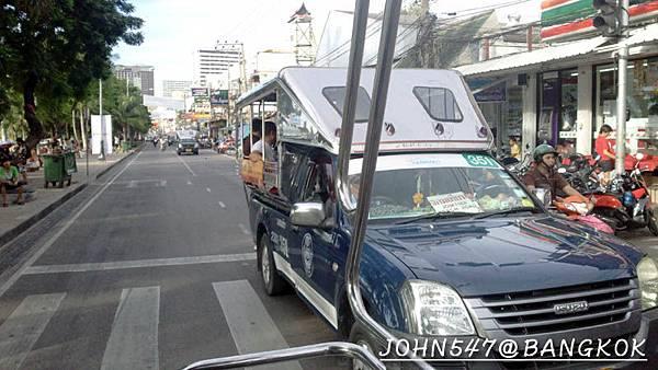 芭達雅玩水篇]曼谷搭巴士到Pattaya@EKKAMAI站-巴士東站39