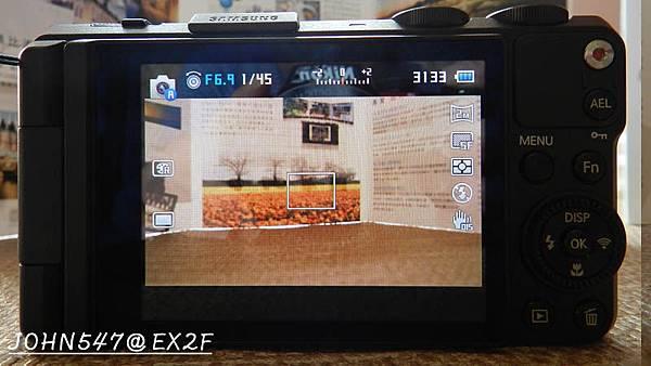 SAMSUNG EX2F~F1.4超大光圈,輕鬆夜拍,內建ND減光鏡14
