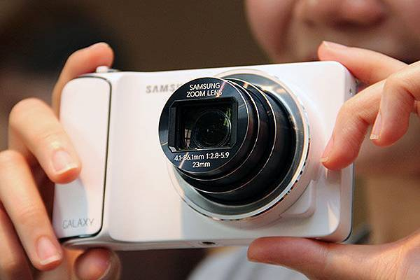 Samsung Galaxy Camera 9