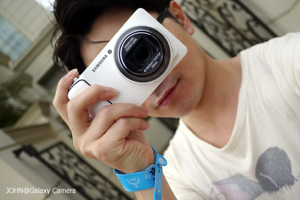 Galaxy Camera 體驗年度最佳類單眼相機 你傻瓜它聰明
