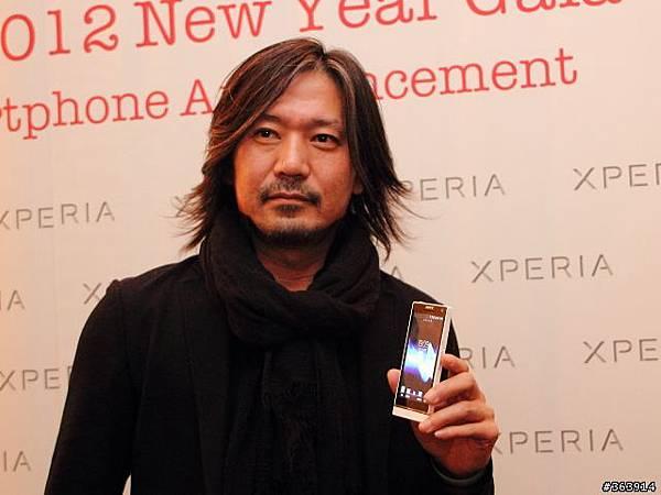Katus桑表示Sony手機設計語言iconic indetity形象識別