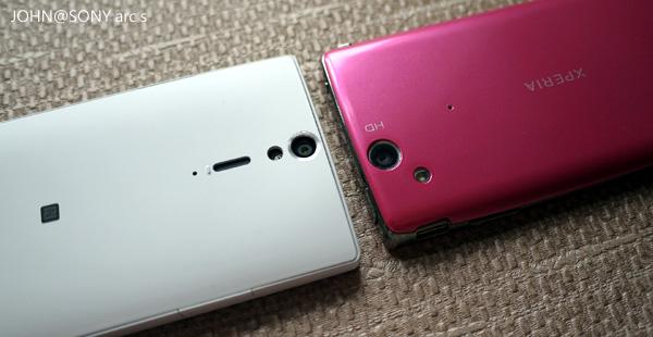 [粉紅色智慧手機]Sony Ericsson經典 ARC S PINK sl