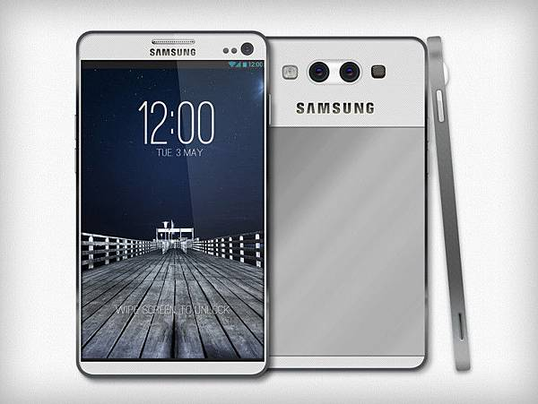 Samsung GalaxyS4 Video Galaxy S4 Design
