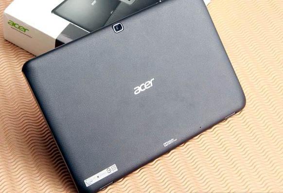 四核心Full HD旗艦平板 Acer ICONIA Tab A700