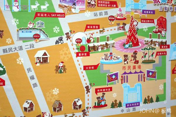 2012新北市歡樂耶誕城~市民廣場