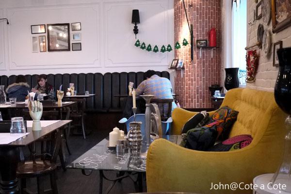 義大利餐廳]Cote a Cote 私.處~板橋火車站環球2樓6