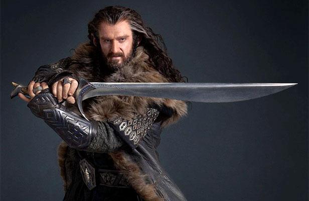 哈比人歷險記 索林 橡木盾(Thorin Oakenshield)