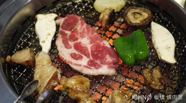 板橋美食 燒肉眾 燒肉店吃到飽17
