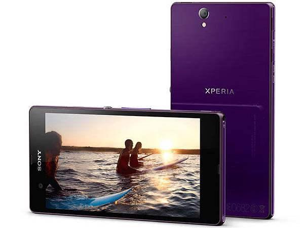 索尼旗艦 Android 防水智慧型手機 Sony Xperia Z