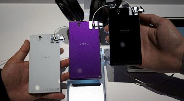 SONY Xperia Z 5吋四核心2013年旗艦手機
