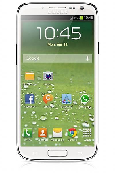 三星Galaxy S4三月問市