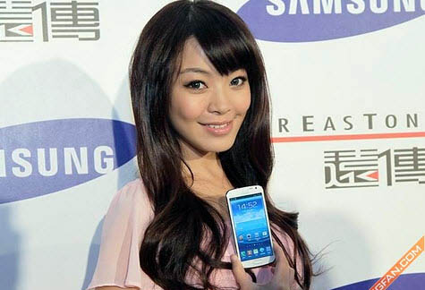 三星GALAXY Premier變臉機5