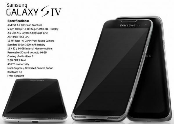 SIV Galaxy S4再曝光 1080p A15四核心2