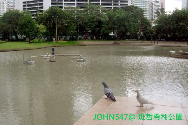 Benchasiri Park班哲希利公園 Bangkok Thai泰國曼谷10
