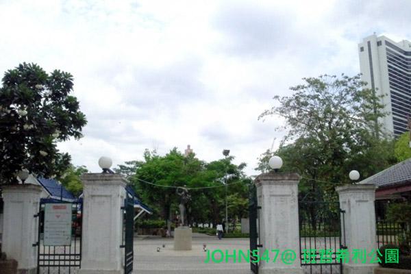 Benchasiri Park班哲希利公園 Bangkok Thai泰國曼谷0