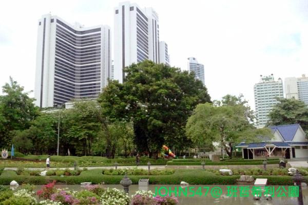Benchasiri Park班哲希利公園 Bangkok Thai泰國曼谷5