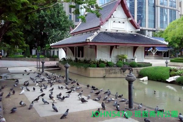 Benchasiri Park班哲希利公園 Bangkok Thai泰國曼谷3