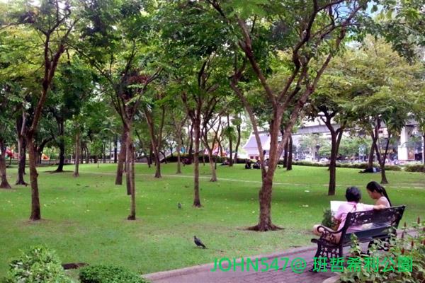 Benchasiri Park班哲希利公園 Bangkok Thai泰國曼谷6