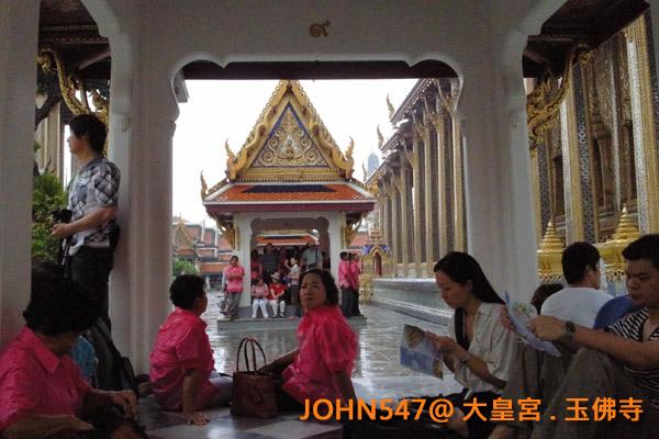 大皇宮(Grand Palace)和玉佛寺(Wat Phra Kaeo)泰國曼谷16