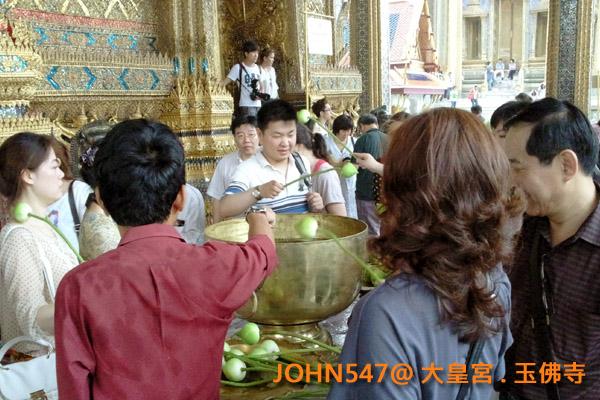 大皇宮(Grand Palace)和玉佛寺(Wat Phra Kaeo)泰國曼谷19