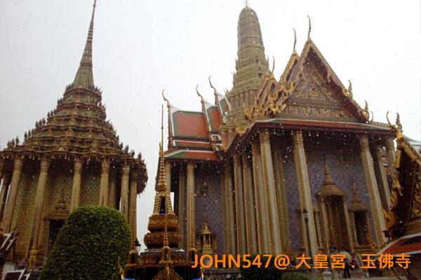 大皇宮(Grand Palace)和玉佛寺(Wat Phra Kaeo)泰國曼谷21